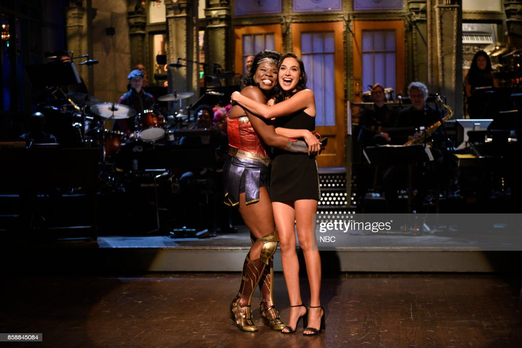 Saturday Night Live with host Gal Gadot