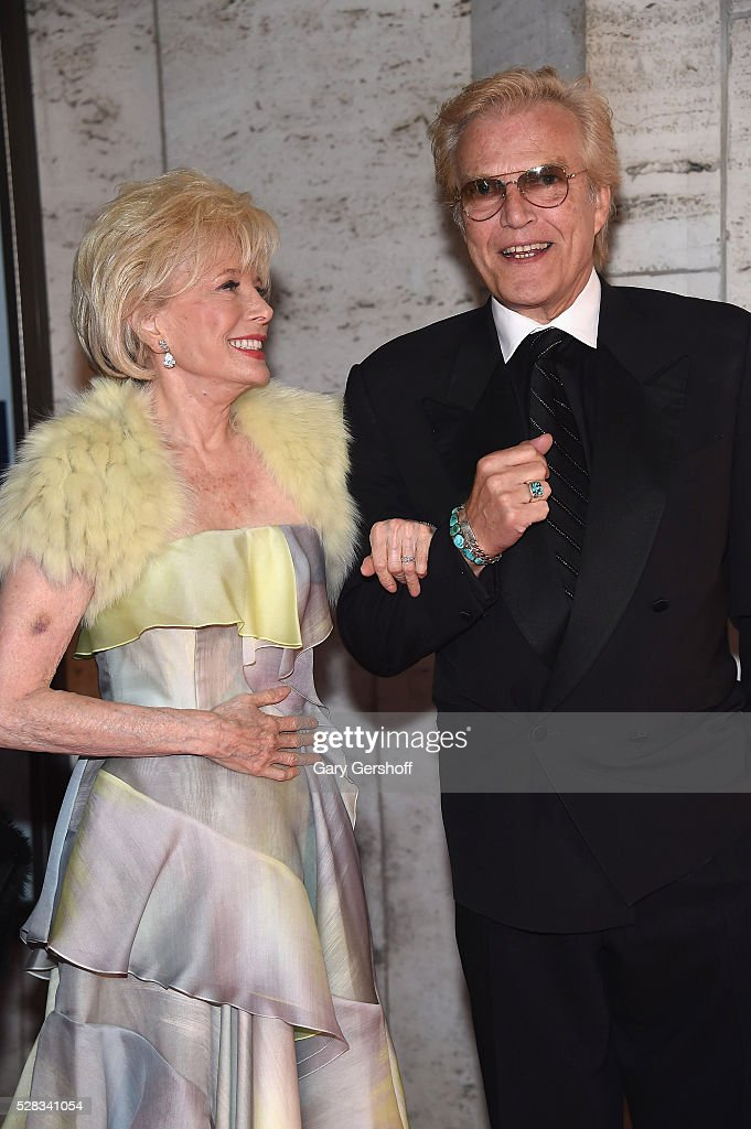 Gala Chairman, TV news correspondent <a gi-track='captionPersonalityLinkClicked' href=/galleries/search?phrase=Lesley+Stahl&family=editorial&specificpeople=240280 ng-click='$event.stopPropagation()'>Lesley Stahl</a> (L) and Ballet Master in Chief of the New York City Ballet, <a gi-track='captionPersonalityLinkClicked' href=/galleries/search?phrase=Peter+Martins&family=editorial&specificpeople=215402 ng-click='$event.stopPropagation()'>Peter Martins</a> attend the 2016 New York City Ballet Spring Gala at David H. Koch Theater at Lincoln Center on May 4, 2016 in New York City.