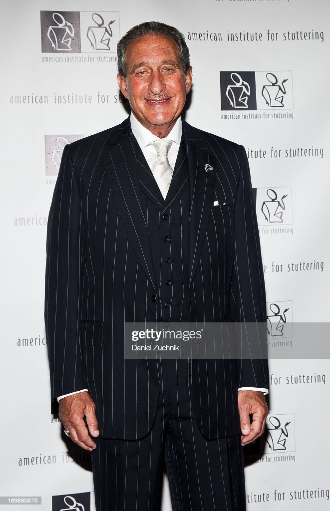 Gala CoChair Arthur M Blank attends the 7th Annual 'Freeing Voices Changing Lives' Benefit Gala at Tribeca Rooftop on June 3 2013 in New York City