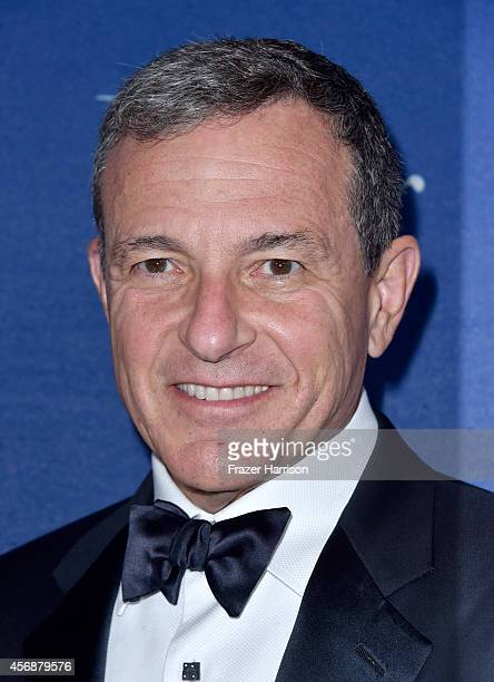 Gala cochair Bob Iger attends the 2014 Princess Grace Awards Gala with presenting sponsor Christian Dior Couture at the Beverly Wilshire Four Seasons...
