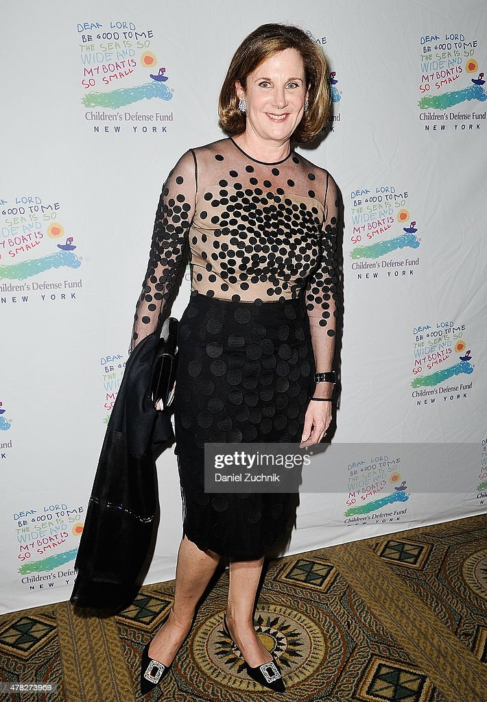 Gala Co-Chair Deborah Cogut attends the 2014 Beat The Odds recipients at the 40th Anniversary Children's Defense Fund 'Beat The Odds' Gala at The Pierre Hotel on March 12, 2014 in New York City.