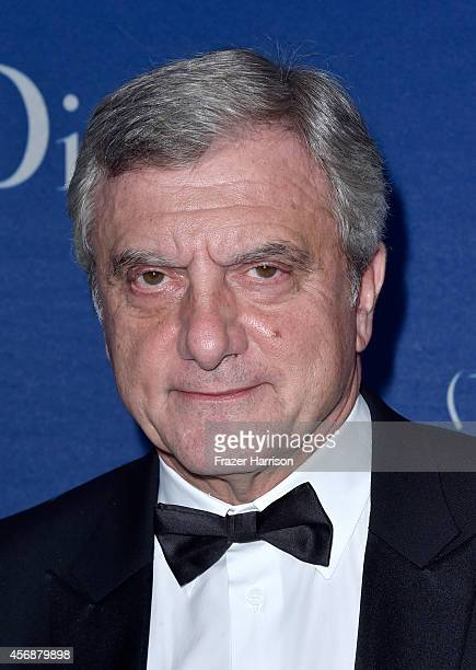 Gala CoChair Sidney Toledano attends 2014 Princess Grace Awards Gala at Regent Beverly Wilshire Hotel on October 8 2014 in Beverly Hills California