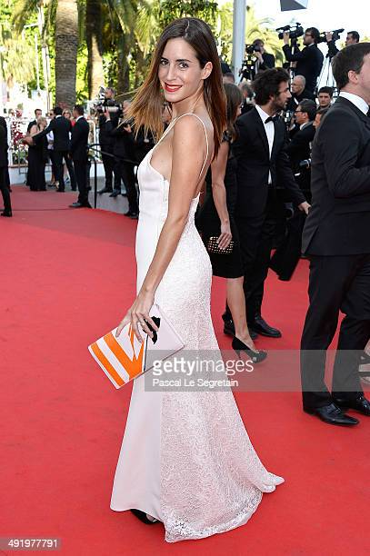 Gala Gonzalez attends 'The Homesman' Premiere at the 67th Annual Cannes Film Festival on May 18 2014 in Cannes France