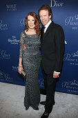 Gala Host Committee members Linda Bruckheimer and Jerry Bruckheimer attend the 2014 Princess Grace Awards Gala with presenting sponsor Christian Dior...