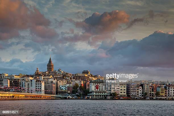 Galata Tower & Beyoglu across the Golden Horn