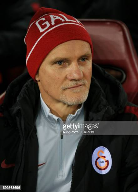 Galatasaray coach Claudio Taffarel