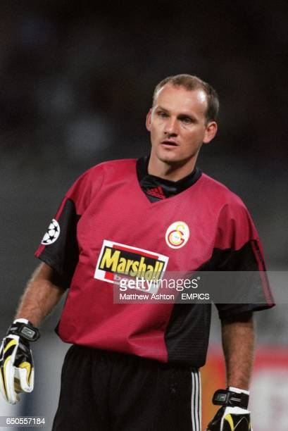 Galatasaray goalkeeper Claudio Taffarel