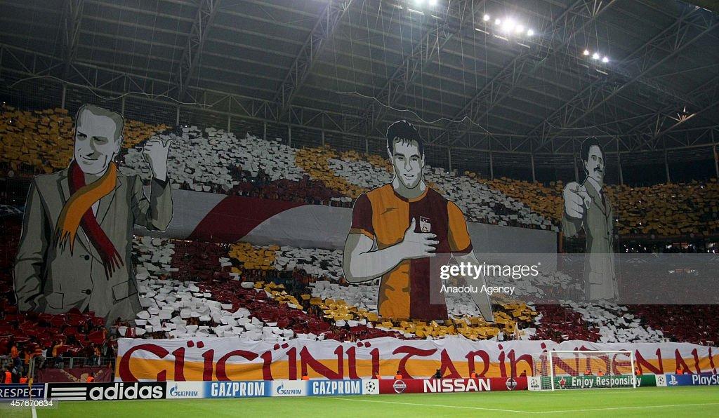 galatasaray istanbul champions league