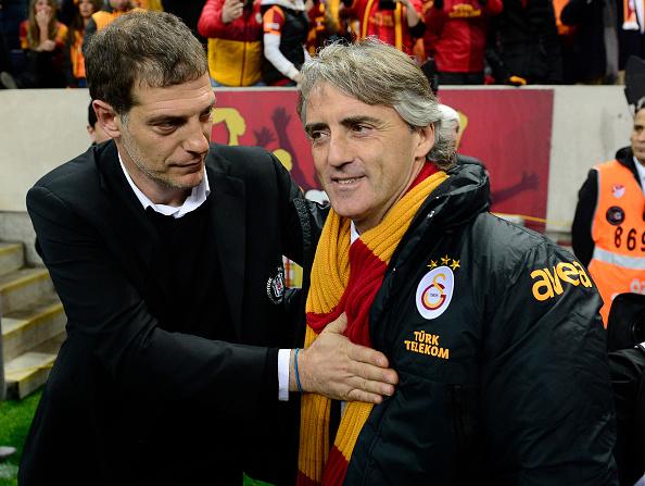 Galatasaray vs Besiktas : News Photo