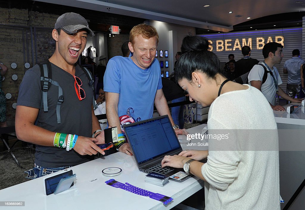 Galaxy owners receive tickets to Prince and A Tribe Called Quest at the Samsung Galaxy Experience: TecTile Rewards Program at SXSW 2013 on March 14, 2013 in Austin, Texas.