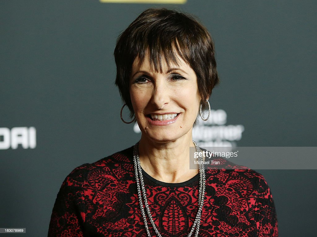 <a gi-track='captionPersonalityLinkClicked' href=/galleries/search?phrase=Gale+Anne+Hurd&family=editorial&specificpeople=228412 ng-click='$event.stopPropagation()'>Gale Anne Hurd</a> arrives at the Los Angeles premiere of AMC's 'The Walking Dead' 4th season held at Universal CityWalk on October 3, 2013 in Universal City, California.