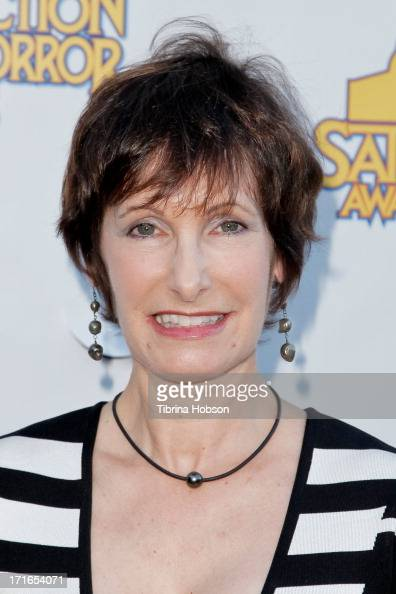 Gale Anne Hurd attends the Academy of Science Fiction Fantasy Horror Films 2013 Saturn Awards at The Castaway on June 26 2013 in Burbank California