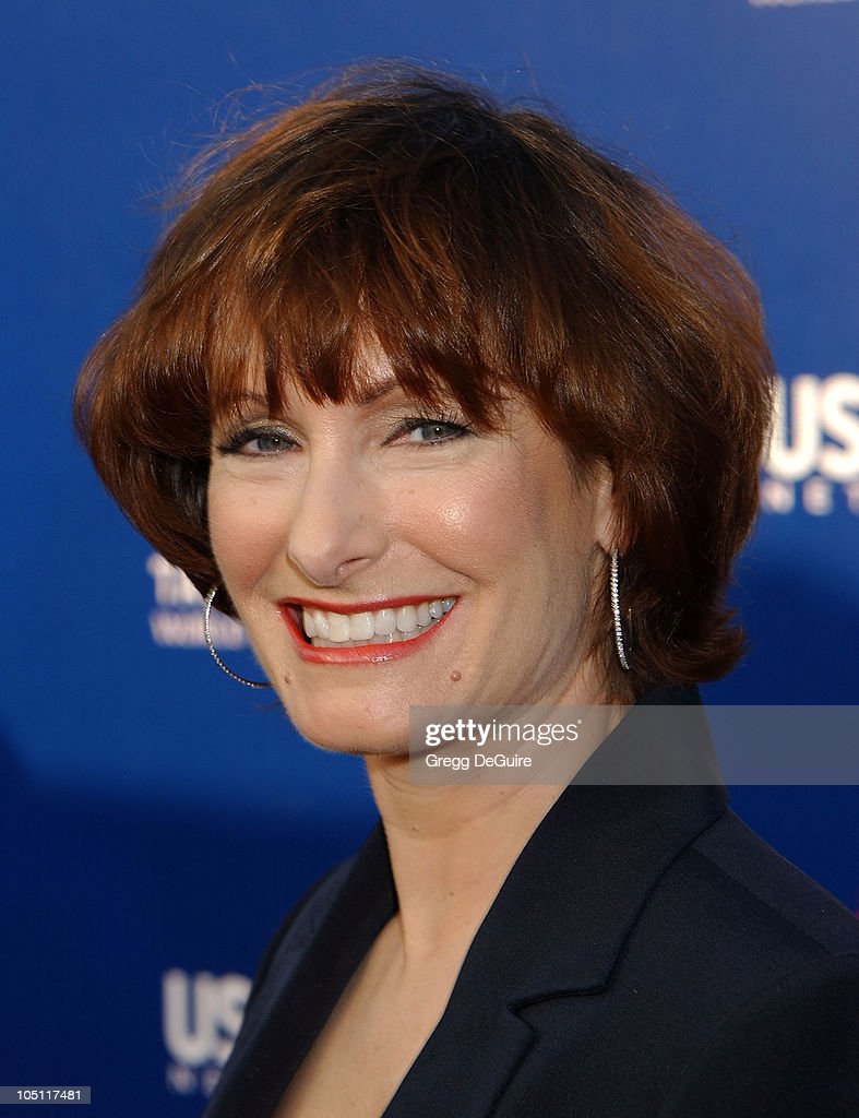 <a gi-track='captionPersonalityLinkClicked' href=/galleries/search?phrase=Gale+Anne+Hurd&family=editorial&specificpeople=228412 ng-click='$event.stopPropagation()'>Gale Anne Hurd</a> during The 3rd Annual World Stunt Awards - Arrivals at Paramount Studios in Los Angeles, California, United States.