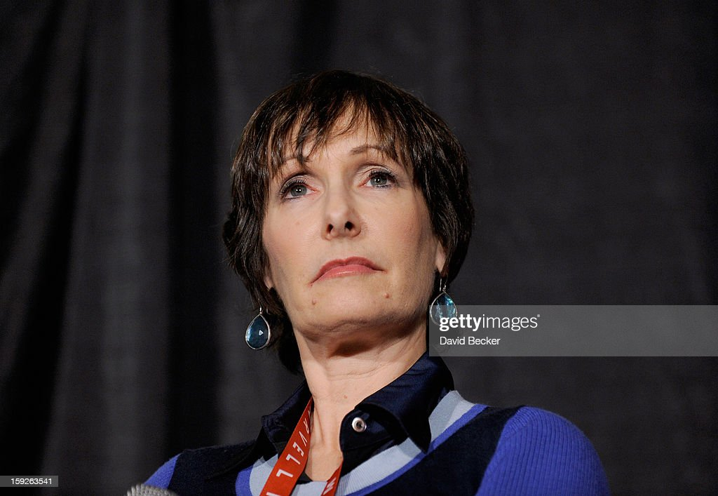 <a gi-track='captionPersonalityLinkClicked' href=/galleries/search?phrase=Gale+Anne+Hurd&family=editorial&specificpeople=228412 ng-click='$event.stopPropagation()'>Gale Anne Hurd</a>, Executive Producer of The Walking Dead, appears onstage during Variety Entertainment Summit at The 2013 International CES at Las Vegas Convention Center on January 10, 2013 in Las Vegas, Nevada.