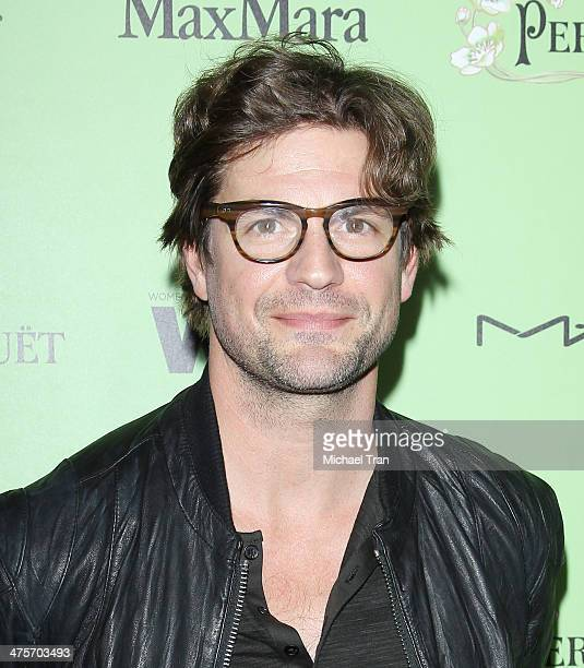 Gale Harold arrives at the 7th Annual Women In Film PreOscar cocktail party held at Fig Olive Melrose Place on February 28 2014 in West Hollywood...