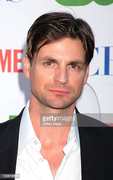 Gale Harold arrives at the TCA Party for CBS The CW and Showtime held at The Pagoda on August 3 2011 in Beverly Hills California