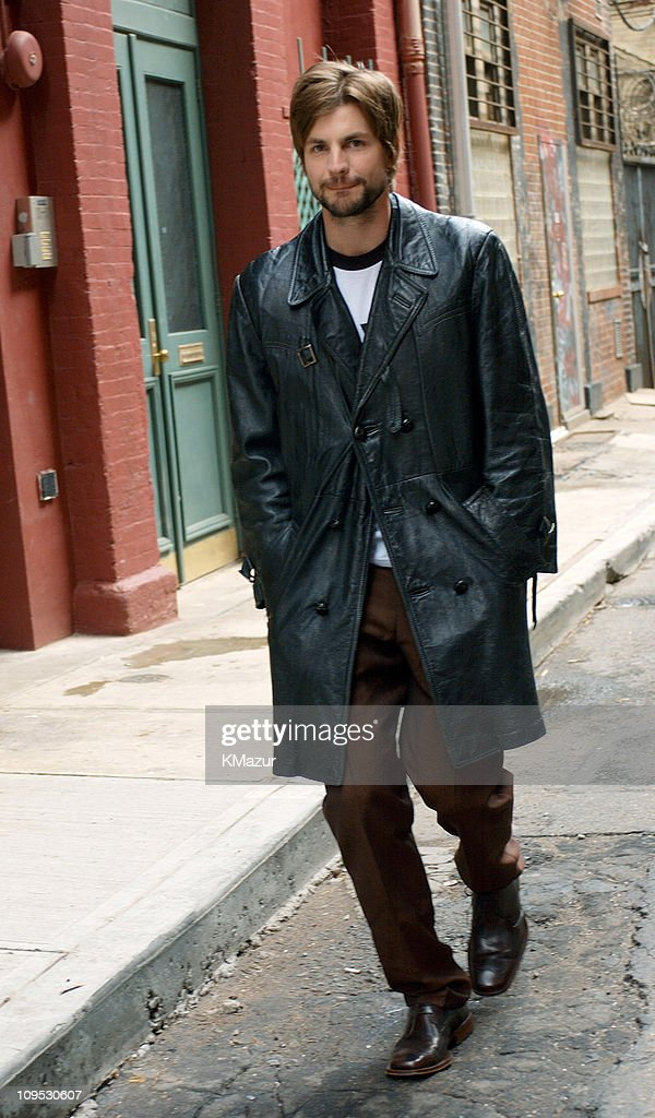 Gale Harold during 2003 Tribeca Film Festival - 'Particles of Truth' Portraits at WireImage Portrait Studio, Michael Perez Pop Art Gallery in New York City, New York, United States.