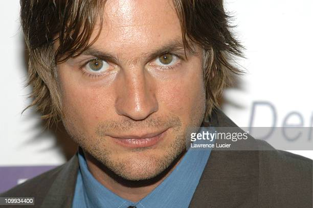 Gale Harold during Hollywood and Broadway Salute To Pride at City Hall in New York City New York United States