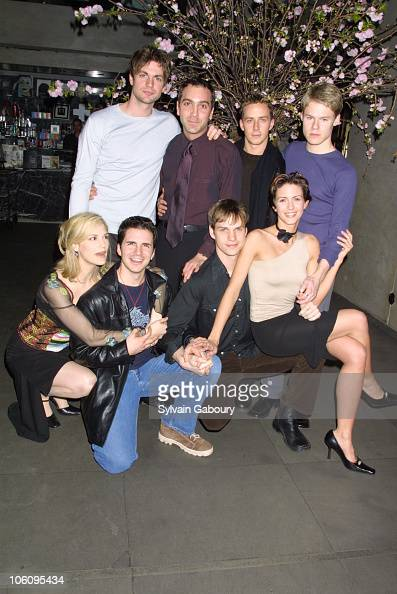 Gale harold scott lowell dean armstrong and randy harrison and thea