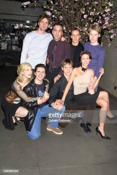 Gale Harold Scott Lowell Dean Armstrong and Randy Harrison and Thea Gill Hal Sparks Peter Paige and Michelle Clunie