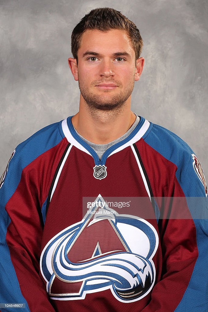 Colorado Avalanche Headshots