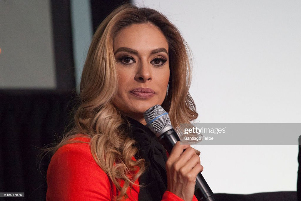Galilea Montijo attends the 5th Annual Festival People en Espanol at The Jacob K. Javits Convention Center on October 15, 2016 in New York City.
