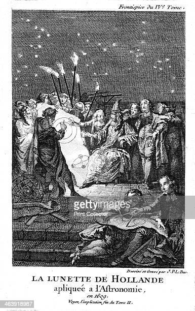 Galileo Galilei Italian astronomer and mathematician 1609 Galileo demonstrating his telescope to the Doge and Venetian Senators One of the greatest...