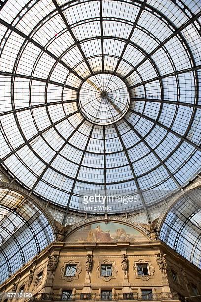 Galleria Vittorio Emanuel II, Milan, Italy