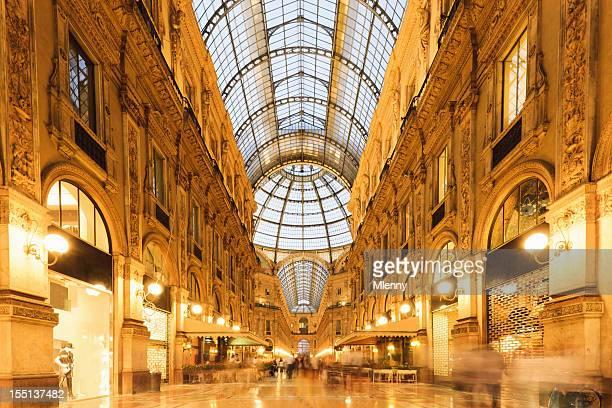 Galleria Vittorio Emanuele, Mailand Italien