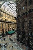 Galleria Vittorio Emmanuelle, Milan, Italy