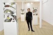 """Vhils Momentum"" : Preview At Magda Danysz Gallery"