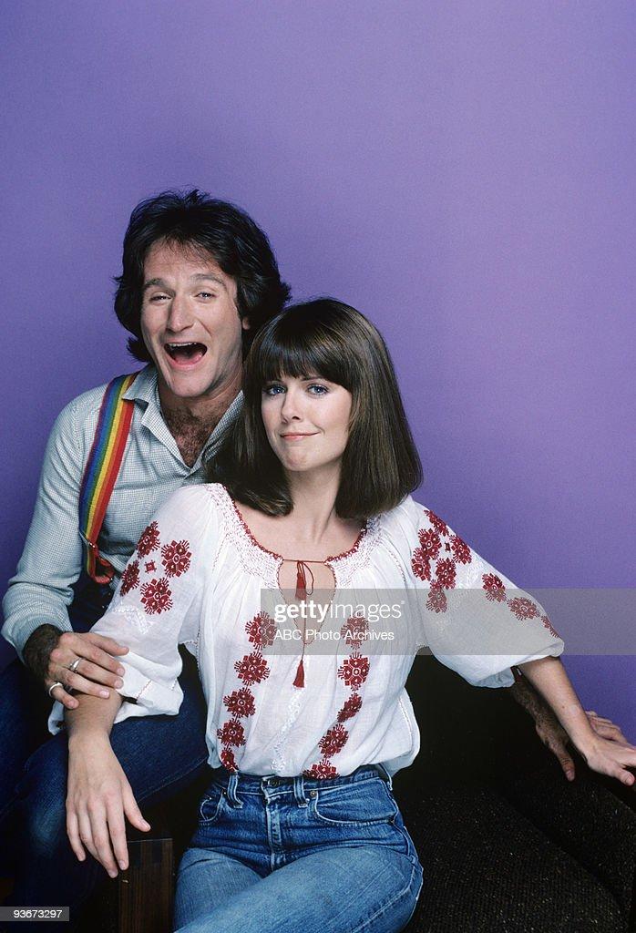 MORK MINDY 'Gallery' 1978 Robin Williams Pam Dawber