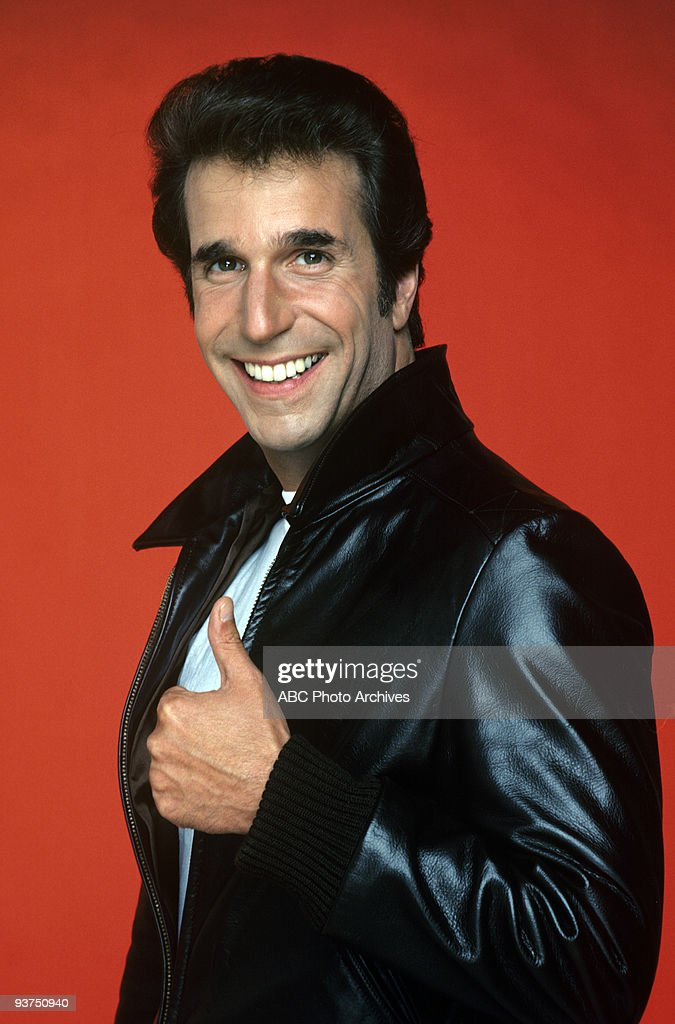 DAYS - 'Gallery' 1983 <a gi-track='captionPersonalityLinkClicked' href=/galleries/search?phrase=Henry+Winkler+-+Actor&family=editorial&specificpeople=206799 ng-click='$event.stopPropagation()'>Henry Winkler</a>