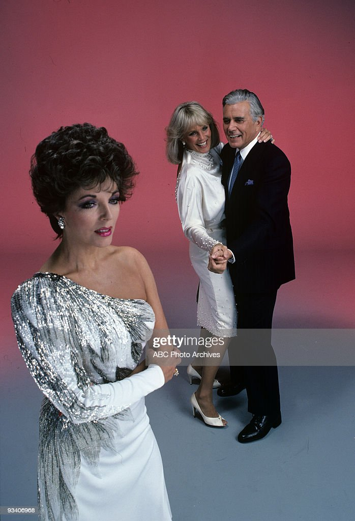 DYNASTY - 'Gallery' 1983 <a gi-track='captionPersonalityLinkClicked' href=/galleries/search?phrase=Joan+Collins&family=editorial&specificpeople=109065 ng-click='$event.stopPropagation()'>Joan Collins</a>, <a gi-track='captionPersonalityLinkClicked' href=/galleries/search?phrase=Linda+Evans&family=editorial&specificpeople=208930 ng-click='$event.stopPropagation()'>Linda Evans</a>, <a gi-track='captionPersonalityLinkClicked' href=/galleries/search?phrase=John+Forsythe&family=editorial&specificpeople=91238 ng-click='$event.stopPropagation()'>John Forsythe</a>