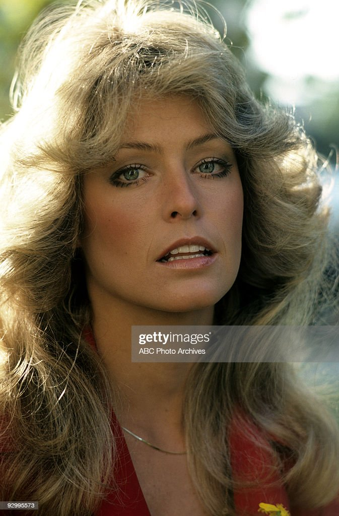 Farrah Fawcett's layered shag cut, as private investigator Jill Munroe on the TV show Charlie's Angels, became a defining look for the 1970s.