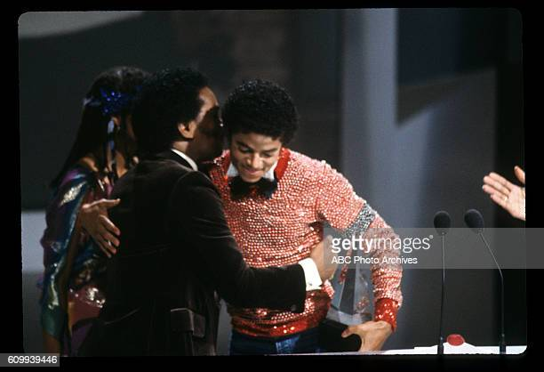 January 30 1981 MICHAEL JACKSON FAVORITE SOUL RB ALBUM FOR 'OFF THE WALL' WITH