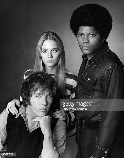 SQUAD Gallery Michael Cole Peggy Lipton Clarence Williams III