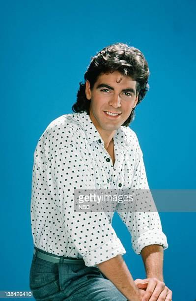 George Clooney as George Burnett