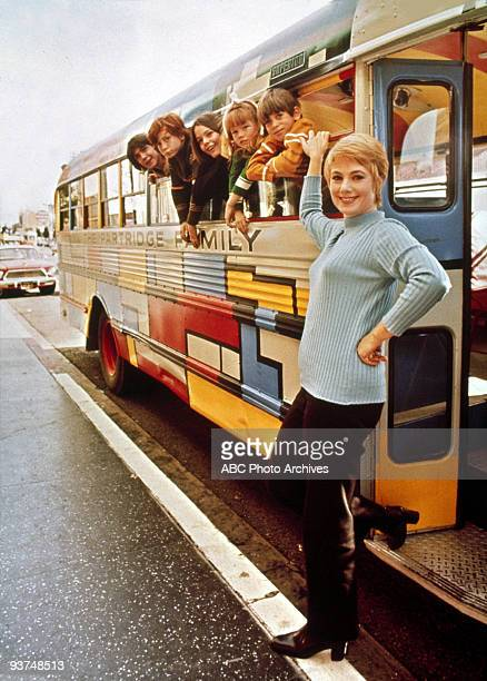 FAMILY gallery pilot 9/25/70 Shirley Jones and her stepson David Cassidy starred as Shirley and Keith Partridge in this comedy about a family that...
