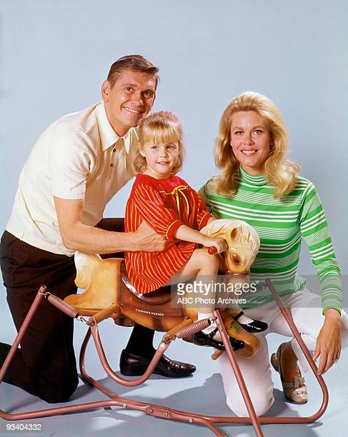 BEWITCHED gallery Season Five 9/26/68 Dick York Erin Murphy Elizabeth Montgomery