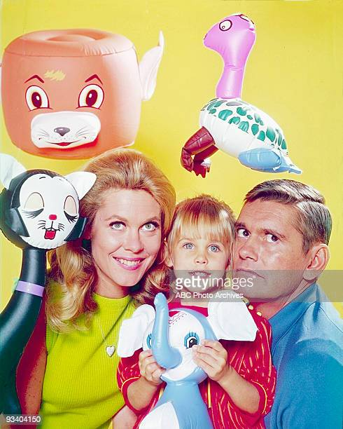 BEWITCHED gallery Season Five 9/26/68 Elizabeth Montgomery Erin Murphy Dick York