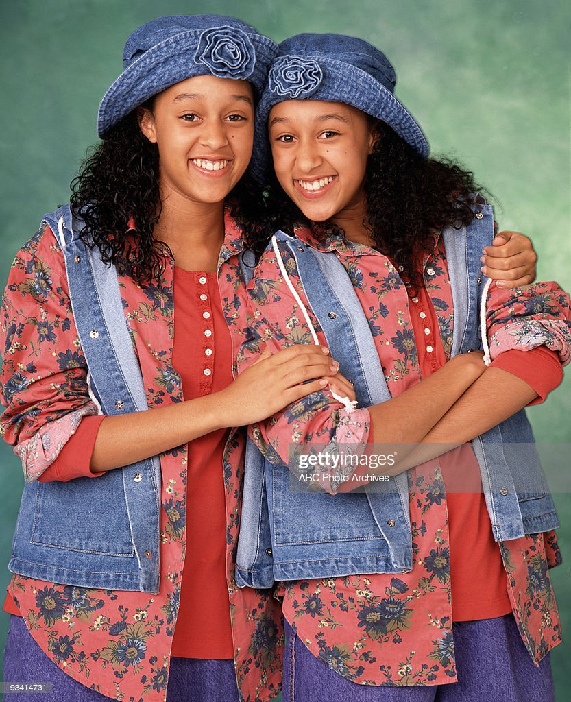 SISTER SISTER Gallery Season One 10/6/1993 Separated at birth twin girls Tia and Tamera unexpectedly encounter each other in a clothing store and...