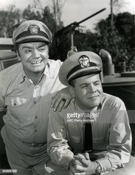 S NAVY gallery Season Two 1964 Ernest Borgnine Tim Conway