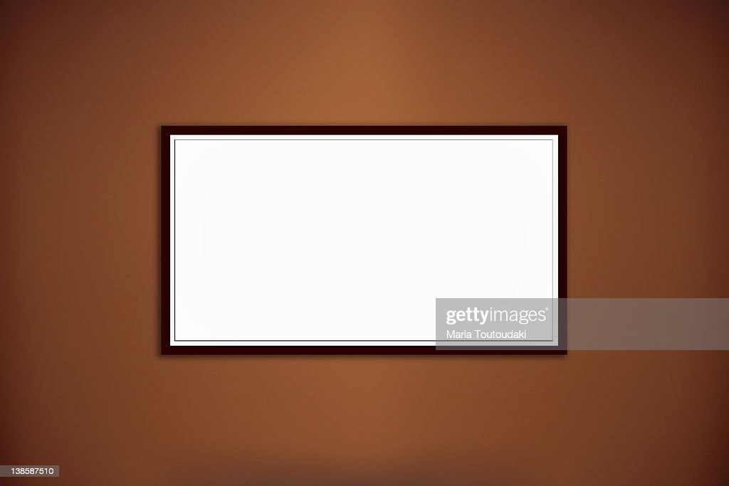 Gallery wall : Stock Photo