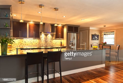 Galley kitchen stock photo getty images for 8x10 kitchen ideas
