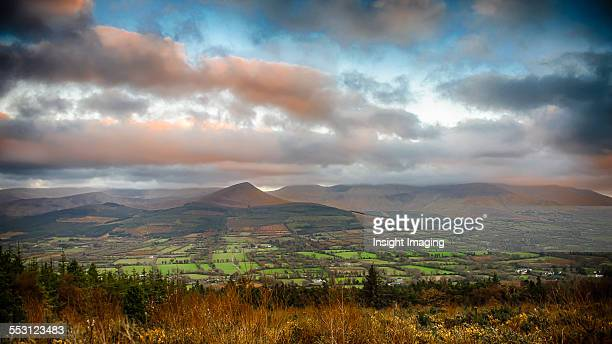 Galtee Mountains Tipperary