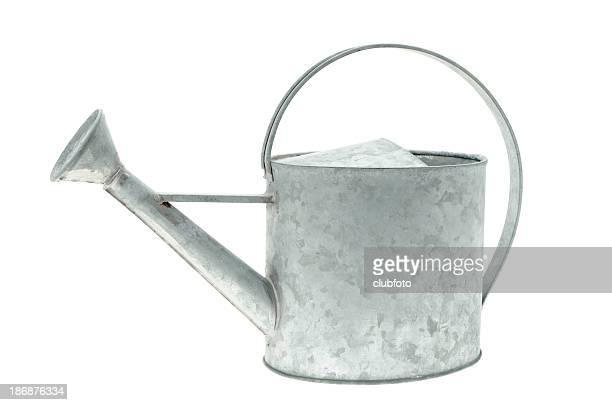Galvanised Arrosoir en métal