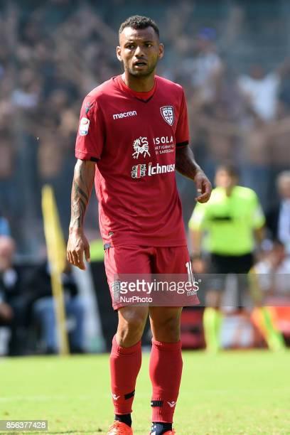 Galvao Joao Pedro of Cagliari Calcio during the Serie A TIM match between SSC Napoli and Cagliari Calcio at Stadio San Paolo Naples Italy on 1...