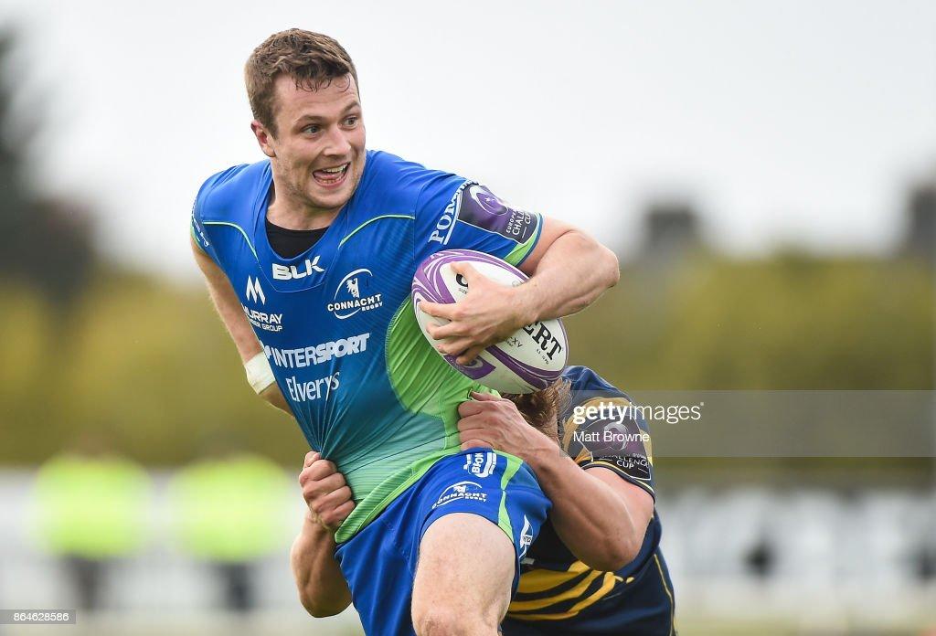 Connacht v Worcester Warriors - European Rugby Challenge Cup