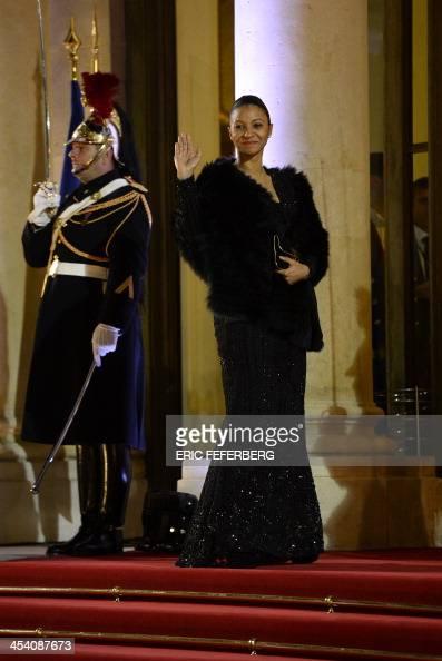Zineb Yahya Jammeh Gambia's first lady Zi...